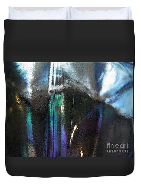 Transparency 4 Duvet Cover by Sarah Loft