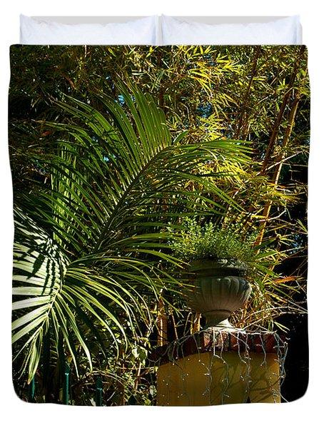 Tropical Invitation Duvet Cover by Susanne Van Hulst