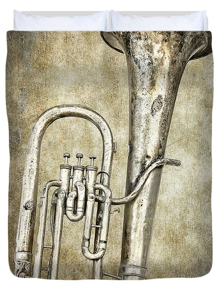 Tubacular Duvet Cover by Daniel Hagerman