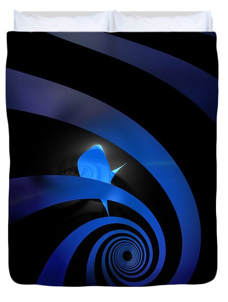 Twilight Zone By Jammer Duvet Cover by First Star Art