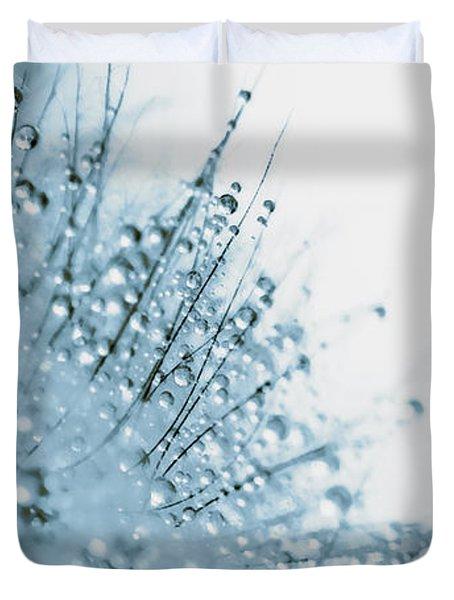 Under Water Duvet Cover by Lisa Knechtel