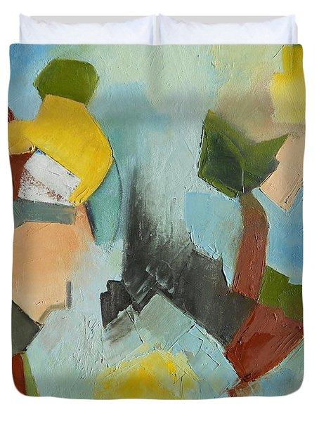 Uniquity Duvet Cover by Danielle Nelisse