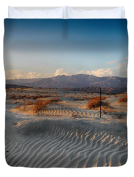 Unspoken Duvet Cover by Laurie Search