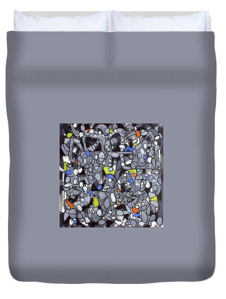 Untitled #41 Duvet Cover by Steven Miller