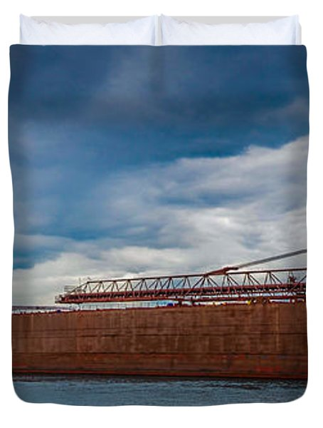 Upbound At Mission Point 2 Duvet Cover by Gales Of November