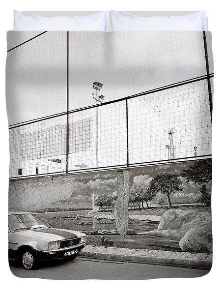 Urban Istanbul Duvet Cover by Shaun Higson