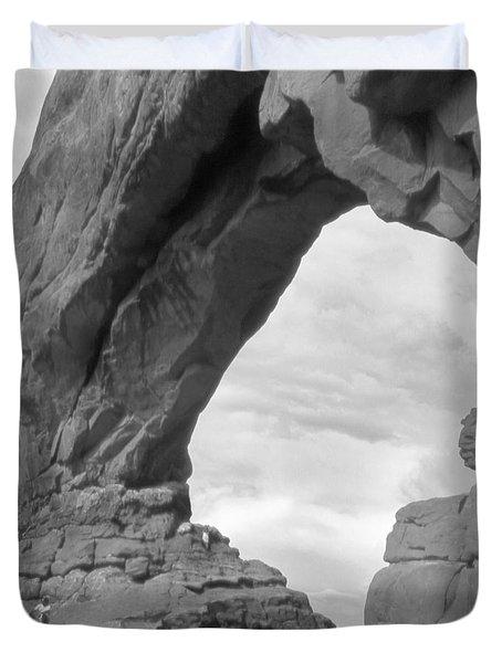 Utah Outback 29 Duvet Cover by Mike McGlothlen