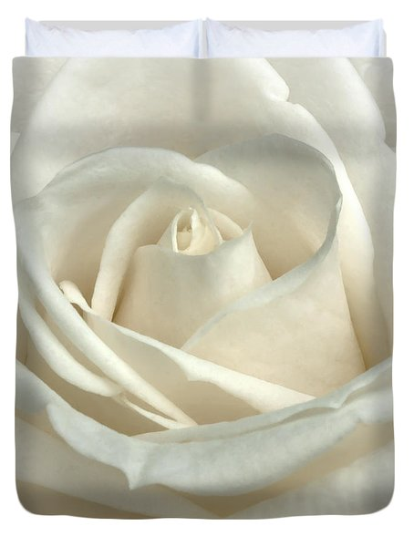 Vanilla Frosting Duvet Cover by Darlene Kwiatkowski
