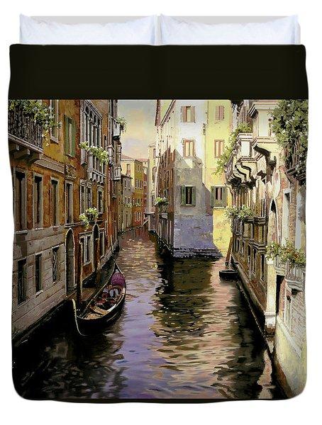Venezia Chiara Duvet Cover by Guido Borelli