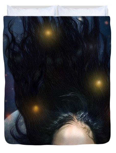 Venus Duvet Cover by Alessandro Della Pietra