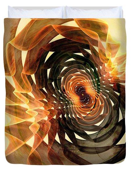 Verity Filter Duvet Cover by Anastasiya Malakhova