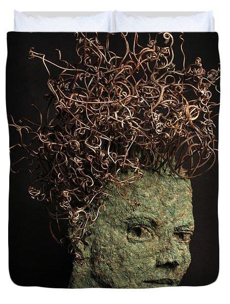 Vino Duvet Cover by Adam Long