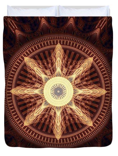 Vitality Duvet Cover by Anastasiya Malakhova
