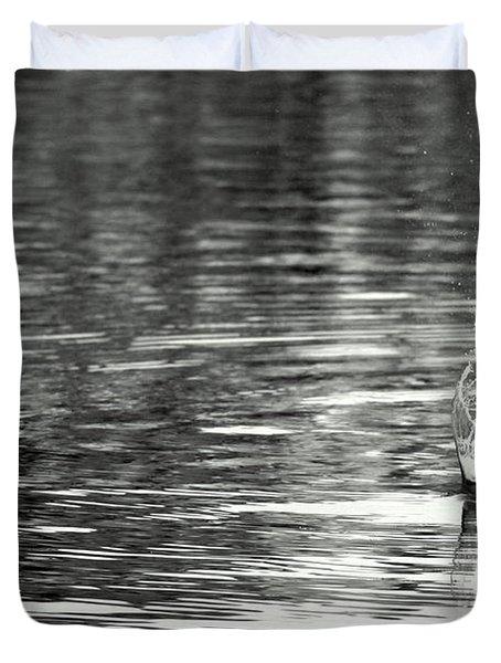 Water Duvet Cover by Prajakta P