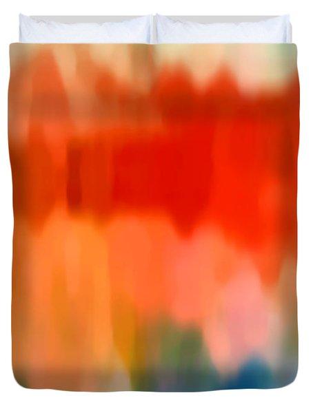 Watercolor 5 Duvet Cover by Amy Vangsgard
