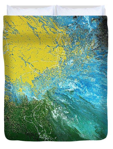 Weather Duvet Cover by Jutta Maria Pusl
