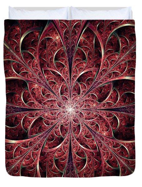 West Gates Duvet Cover by Anastasiya Malakhova