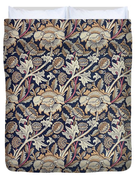 Wey design Duvet Cover by William Morris