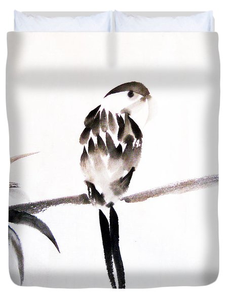 What's Up Duvet Cover by Oiyee  At Oystudio