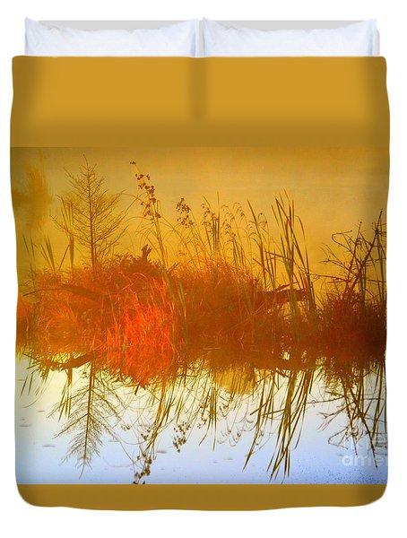 Dream Weaver Duvet Cover by Andrew Lorimer