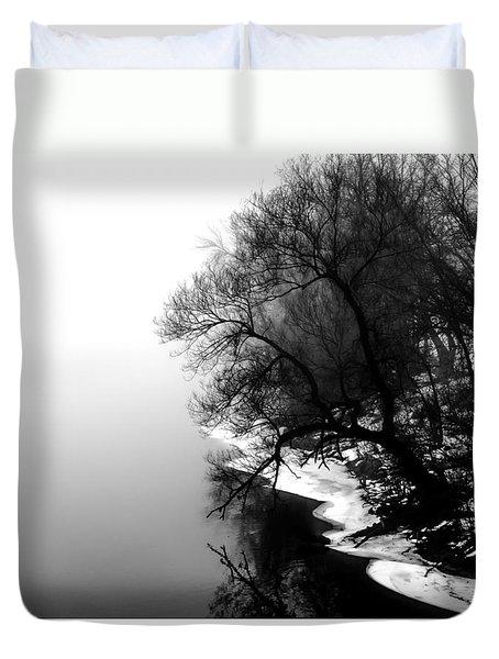 Whisper Duvet Cover by Bob Orsillo