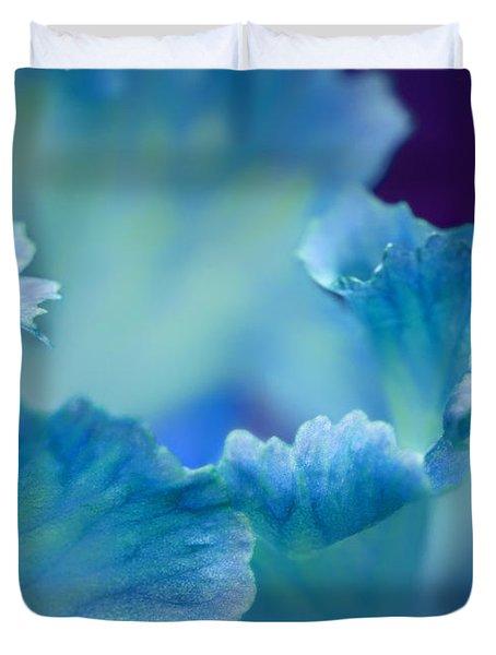 Whispering Duvet Cover by Nikolyn McDonald