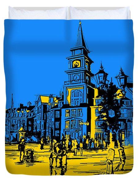 Whistler Art 002 Duvet Cover by Catf