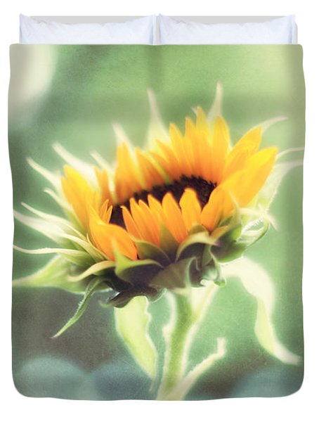 Wild and Free Duvet Cover by Amy Tyler
