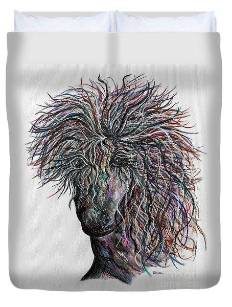 Wind Duvet Cover by Eloise Schneider
