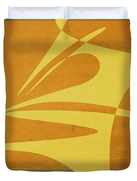 Window Dressing Duvet Cover by Richard Rizzo