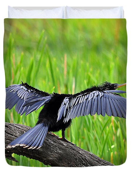 Wonderful Wings Duvet Cover by Al Powell Photography USA