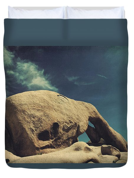 Worlds Away Duvet Cover by Laurie Search