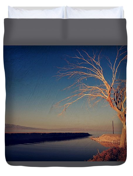 Your One And Only Duvet Cover by Laurie Search