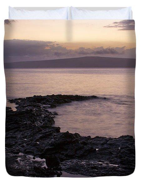 A Sense Sublime Duvet Cover by Sharon Mau