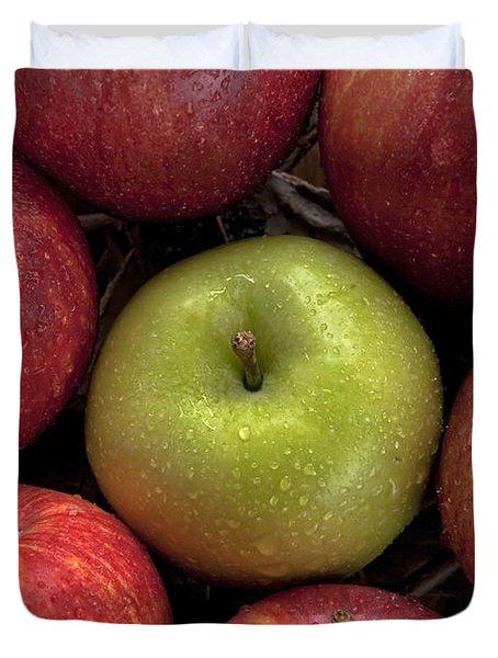 Apples Duvet Cover by Joana Kruse