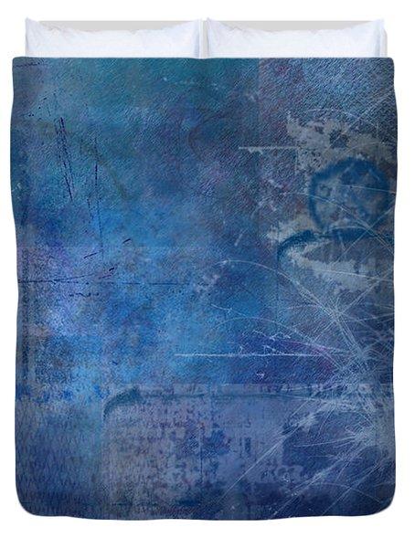 Atlantis Duvet Cover by Christopher Gaston