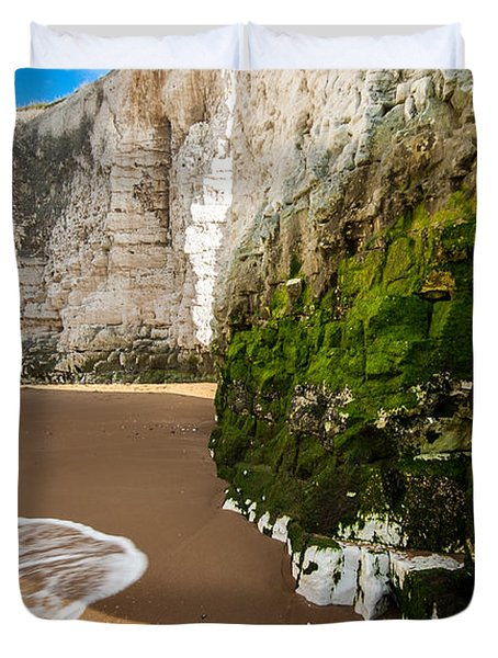 Botany Bay Duvet Cover by Dawn OConnor