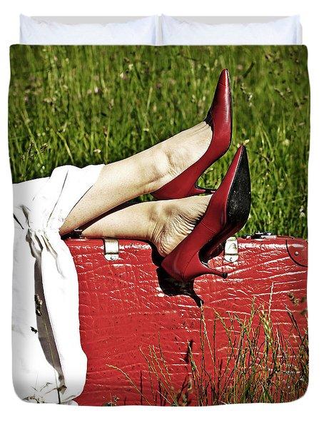 Relax Duvet Cover by Joana Kruse