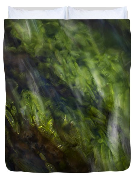 Sea weed Duvet Cover by Michael Mogensen