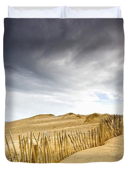 South Shields, Tyne And Wear, England Duvet Cover by John Short