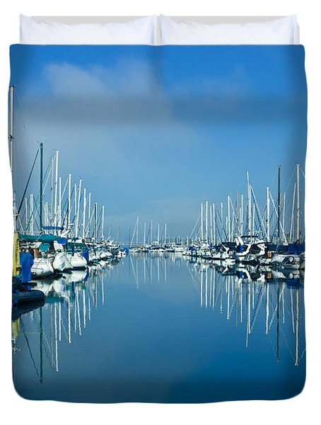 Still Waters Duvet Cover by Heidi Smith