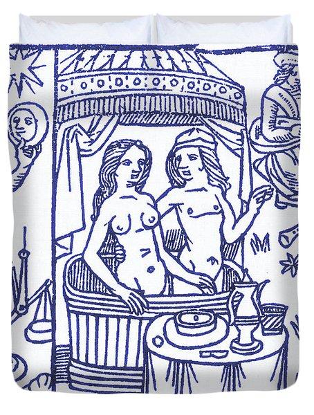 Venus, Roman Goddess Of Love Duvet Cover by Science Source