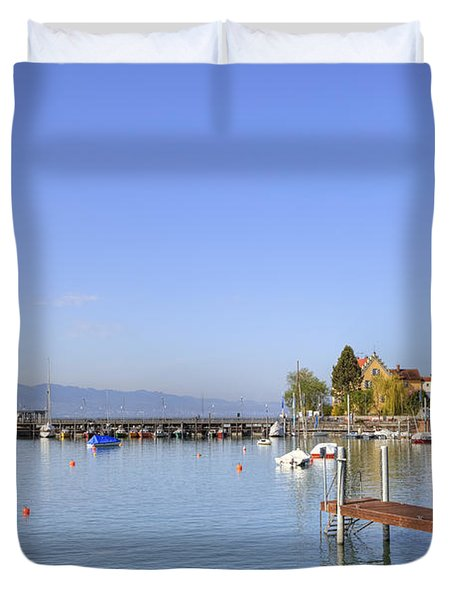 Wasserburg Duvet Cover by Joana Kruse