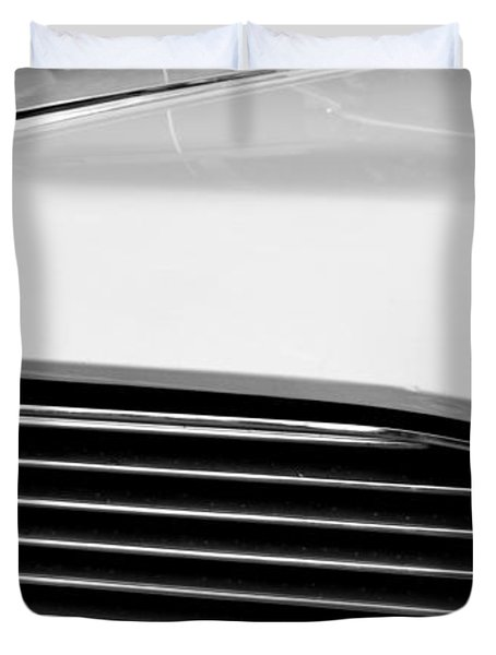 1967 Buick Station Wagon Duvet Cover by Michelle Calkins