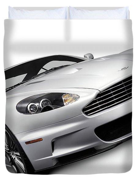 2009 Aston Martin Dbs Duvet Cover by Oleksiy Maksymenko