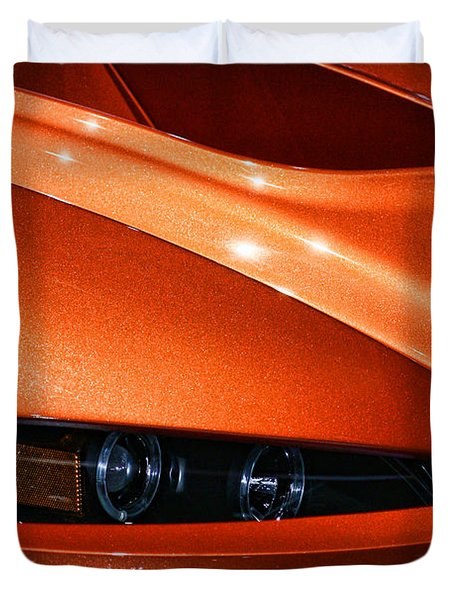 2012 Falcon Motor Sports F7 Series 1  Duvet Cover by Gordon Dean II