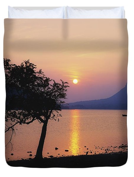 Lough Gill, Co Sligo, Ireland Irish Duvet Cover by The Irish Image Collection