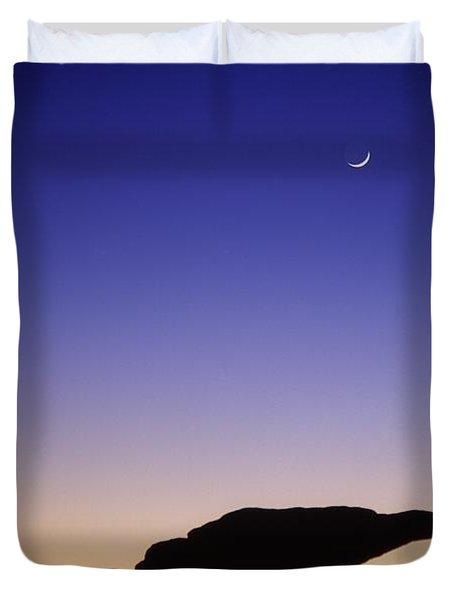 The Burren, County Clare, Ireland Duvet Cover by Richard Cummins