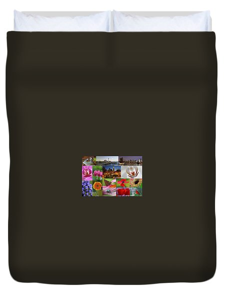 2012 Photography Artwork Highlights Duvet Cover by Juergen Roth