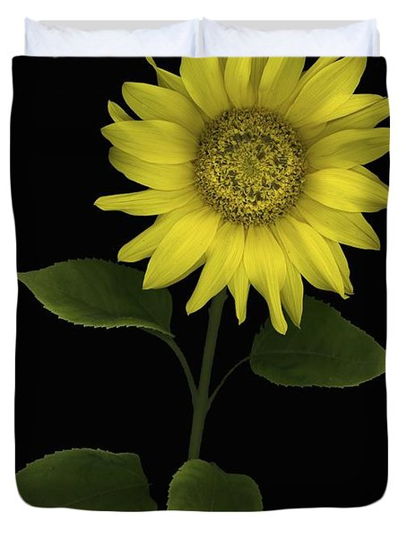 Sunflower Duvet Cover by Deddeda